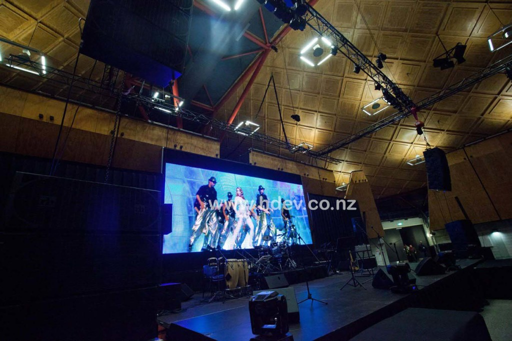 Sound, Lighting & LED Screen Hire